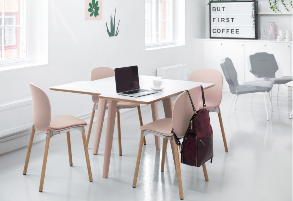 Scandinavian office furniture