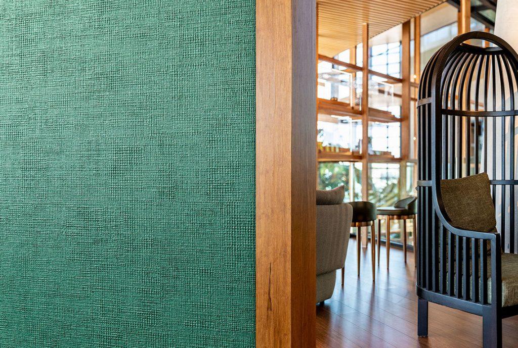 vinyl wall coverings by Vescom