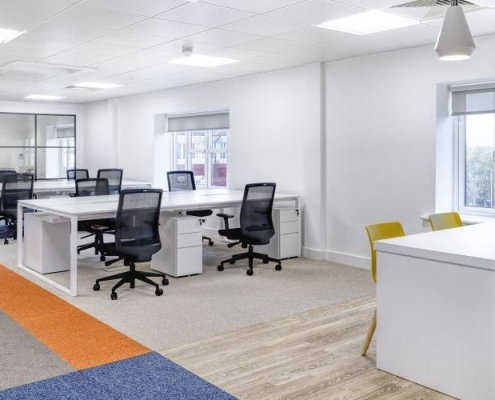 Office fit out services in Yorkshire