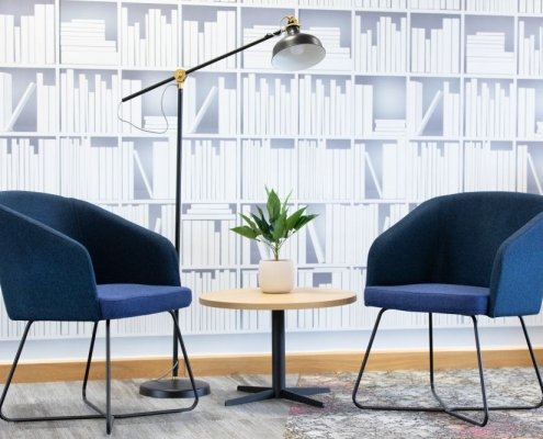 Stylish school ergonomic furniture