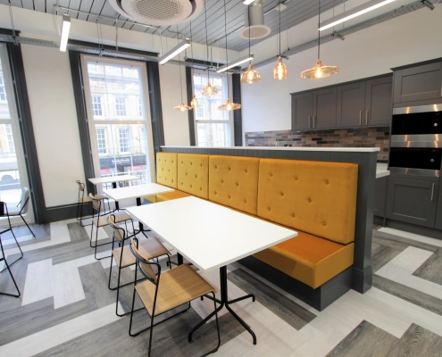 loose furniture for commercial interiors